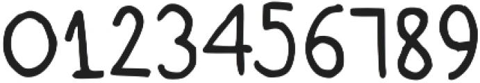 story Regular otf (400) Font OTHER CHARS