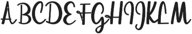 streetlight bold Bold otf (300) Font UPPERCASE