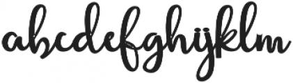streetlight bold Bold otf (300) Font LOWERCASE