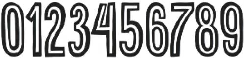 stripecomic otf (700) Font OTHER CHARS
