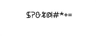 Star Medina Font Font OTHER CHARS