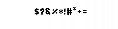 Storehouse Soft.otf Font OTHER CHARS