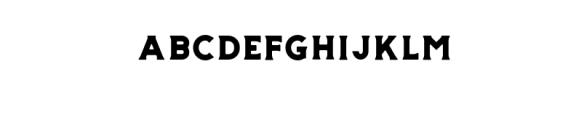 Storehouse Soft.otf Font UPPERCASE