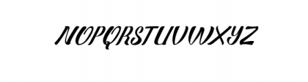 Strawberry Juice Family Font UPPERCASE