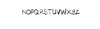 Struggle Line Premium.otf Font UPPERCASE