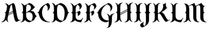 SteamCourt Bold Font UPPERCASE