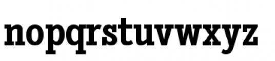 Stint Pro Condensed Bold Font LOWERCASE