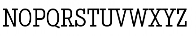 Stint Pro Condensed Book Font UPPERCASE
