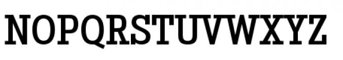 Stint Pro Condensed Medium Font UPPERCASE