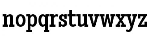 Stint Pro Condensed Medium Font LOWERCASE
