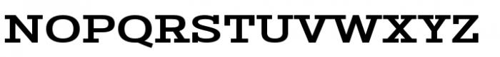 Stint Pro Expanded Bold Font UPPERCASE