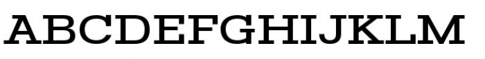 Stint Pro Expanded Medium Font UPPERCASE