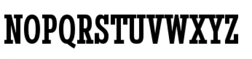 Stint Pro Ultra Condensed Bold Font UPPERCASE