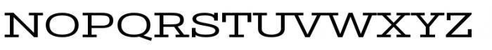 Stint Pro Ultra Expanded Font UPPERCASE