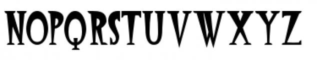 Strange Planet Bold Font UPPERCASE