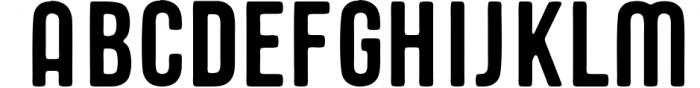 STOUT Typeface Font LOWERCASE
