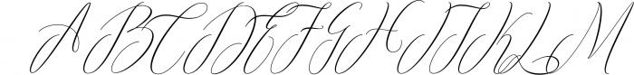Stalingrad Classic Calligraphy Font UPPERCASE