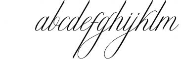 Stalingrad Classic Calligraphy Font LOWERCASE
