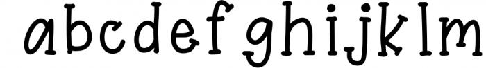 Stardom - Serif Handwritten Font Font LOWERCASE