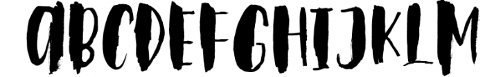 Steady Bonanza Multistyle Fonts 2 Font UPPERCASE