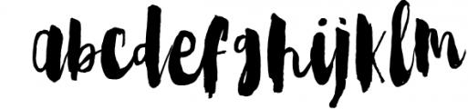 Steady Bonanza Multistyle Fonts 3 Font LOWERCASE