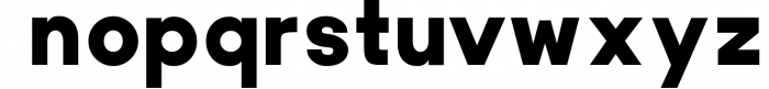Stockholm | Two-Weight Font Family Font LOWERCASE