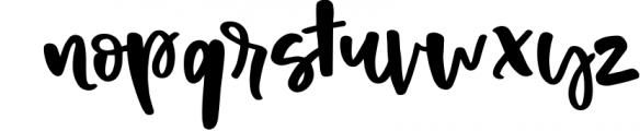 Strawberry shortcake font  Extras! Font LOWERCASE