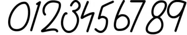 Struggle More - Script & Sans Font 1 Font OTHER CHARS