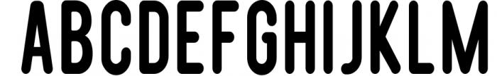 Struggle More - Script & Sans Font Font UPPERCASE
