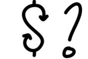 Stupid Cupid + Bonus Arrows Font OTHER CHARS