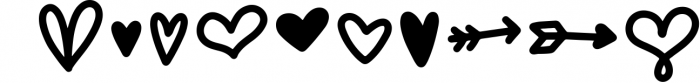 Stupid Cupid Font OTHER CHARS
