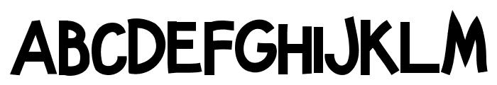 ST Ember Font UPPERCASE