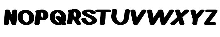 STABILO Spidol Font UPPERCASE
