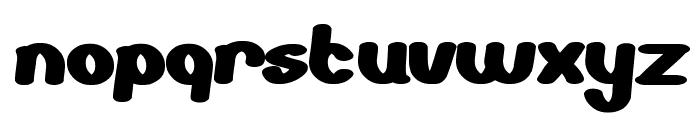 STABILO Spidol Font LOWERCASE
