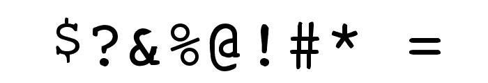 STALKER2 Font OTHER CHARS