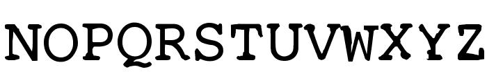STALKER2 Font UPPERCASE