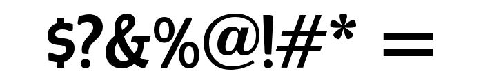 STALlionOpti Font OTHER CHARS