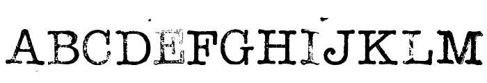 STAMPWRITER-KIT Font LOWERCASE