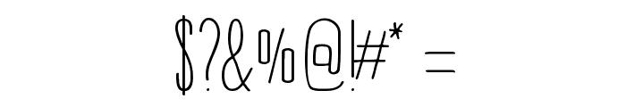 STARGAZER-demo Font OTHER CHARS