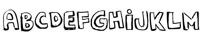 STARGUIDES Font UPPERCASE