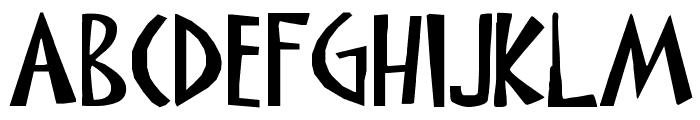 STOP SHARK FINNING Font UPPERCASE
