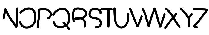 STOPplease Font UPPERCASE