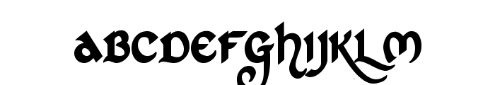 St Charles Font LOWERCASE