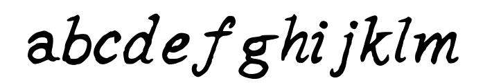 StPauls-Medium Font LOWERCASE