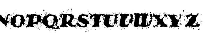 StableNo  by veredgf Font UPPERCASE