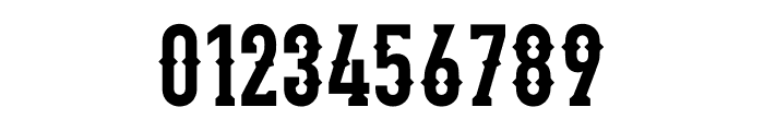 Stadium1946-Regular Font OTHER CHARS