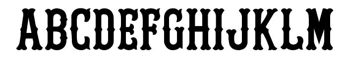 Stahls Tiffany - 2000 Font LOWERCASE