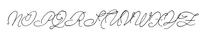 StampedEnvelopes Font UPPERCASE