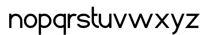 Standard International Font LOWERCASE