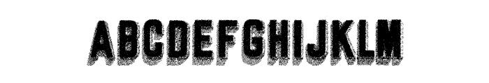 StandardHeader Font UPPERCASE